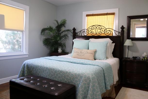 Bedroom two (queen)